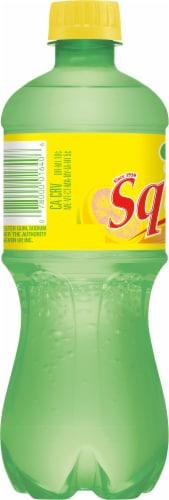 Squirt Citrus Soda Perspective: left
