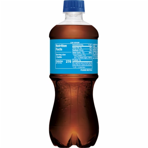 RC Cola Perspective: left