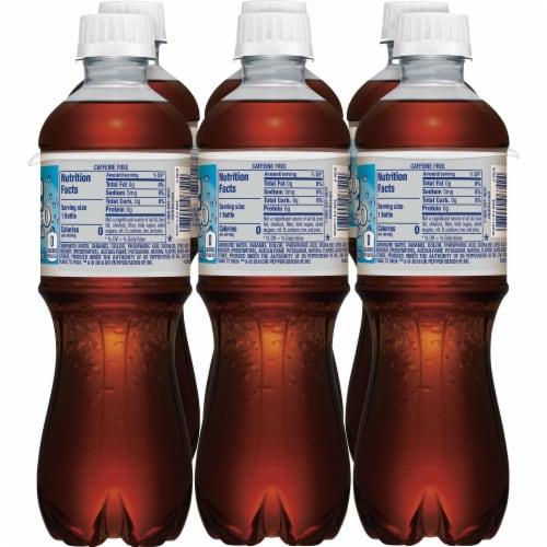 Diet Rite Pure Zero Cola Perspective: left