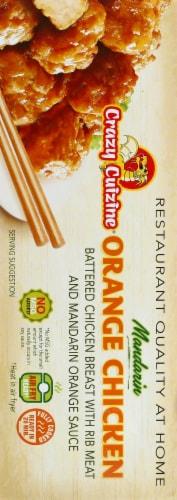 Crazy Cuizine Mandarin Orange Chicken Perspective: left