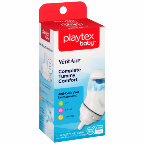Playtex Ventaire Advanced Wide Bottle Perspective: left