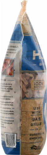 Western® Hickory BBQ Smoking Chips Perspective: left