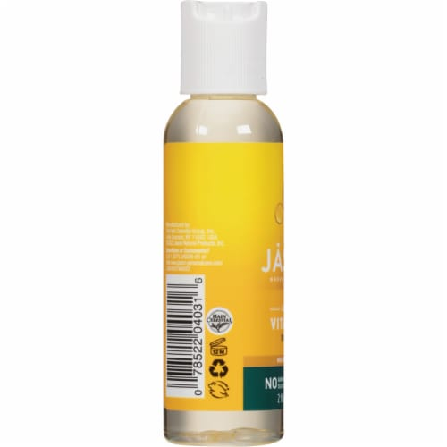 Jason Vitamin E 45000 IU Skin Oil Perspective: left