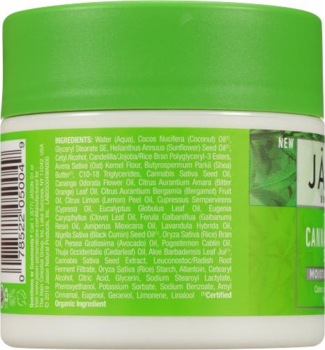 Jason Cannabis Sativa Seed Oil Moisturizing Creme Perspective: left