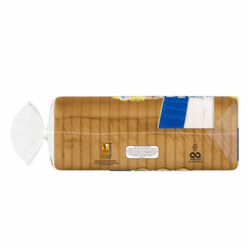 Nature's Harvest Butter Top White Bread Perspective: left