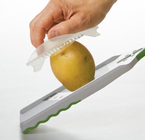 Progressive Prepworks® Adjust-A-Slice Mandolin Perspective: left