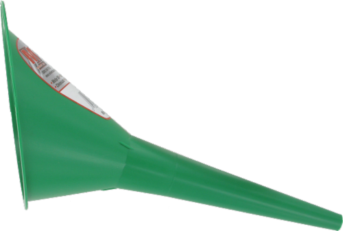 Midwest Can Company Mini Super Funnel - Green Perspective: left