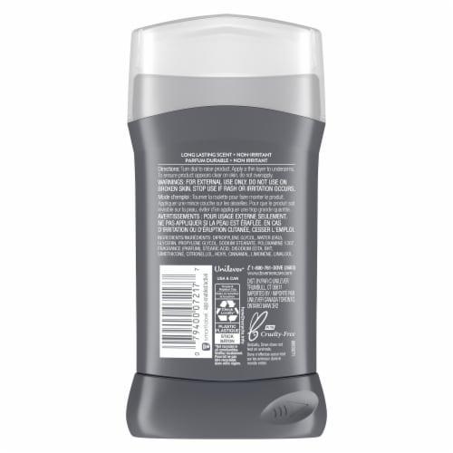 Dove Men+Care Extra Fresh Deodorant Stick Perspective: left