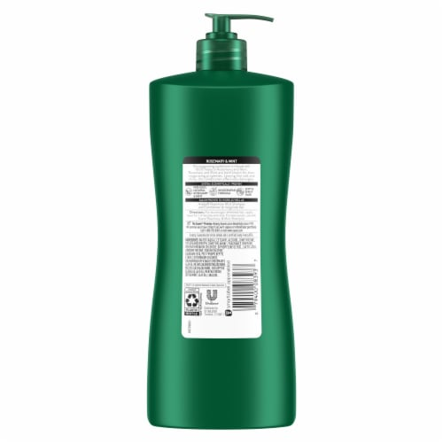 Suave Professionals Rosemary & Mint Conditioner Perspective: left