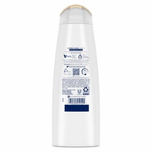 Dove Nourishing Secrets Thickening Shampoo Perspective: left