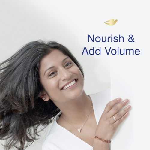 Dove Nourishing Secrets Thickening Ritual Conditioner Perspective: left