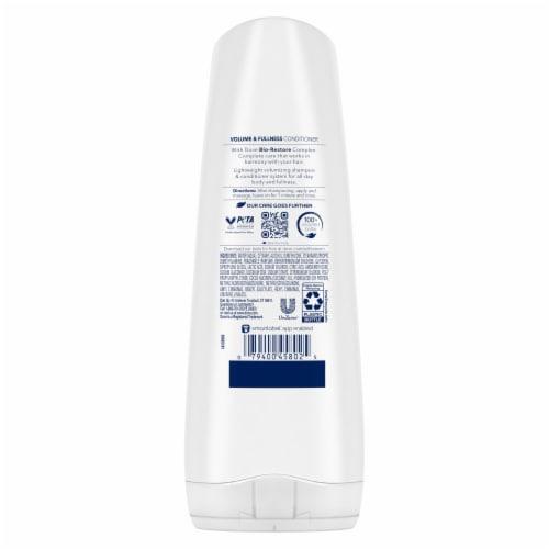 Dove Nutritive Solutions Volume & Fullness Conditioner Perspective: left