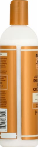 Suave Professionals Natural Shea Butter & Pure Coconut Oil Curl Defining Cream Perspective: left