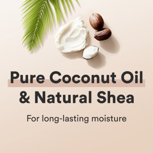 Suave Professionals Natural Shea Butter & Pure Coconut Oil Define & Shine Serum Gel Perspective: left