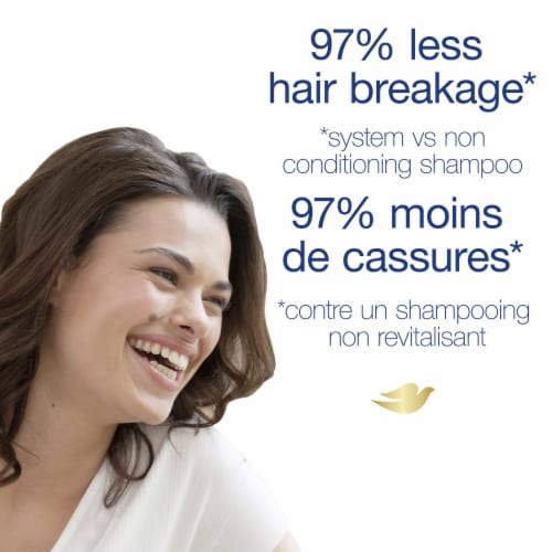 Dove Hair Therapy Breakage Remedy Conditioner Perspective: left