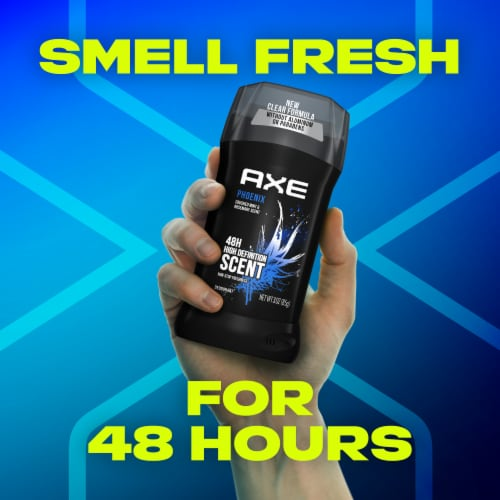 Axe Phoenix Deodorant Stick Perspective: left