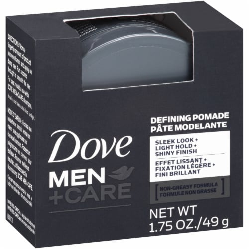 Dove Men+Care Defining Pomade Perspective: left