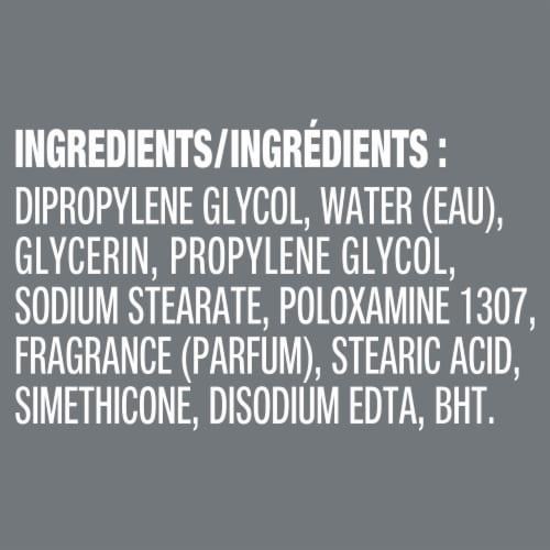 Dove Men+Care Extra Fresh Deodorant Perspective: left