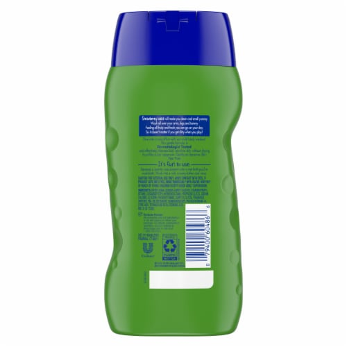 Suave Kids Strawberry Blast Body Wash Perspective: left
