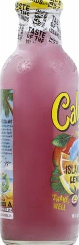 Calypso Island Wave Lemonade Perspective: left