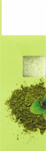 Freeman Deep Cleansing Green Tea Soap-Infused Sponge Perspective: left