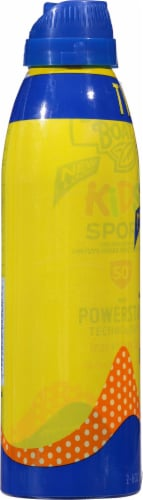 Banana Boat® Kids Sport Sunscreen Spray Twin Pack 2 Count SPF 50+ Perspective: left