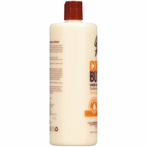 Queen Helene Cocoa Butter Hand & Body Lotion Perspective: left
