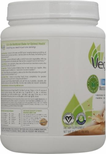 Naturade Vegan Smart Vanilla Nutritional Shake Perspective: left