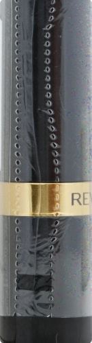 Revlon Super Lustrous Wine With Everything Lipstick Perspective: left