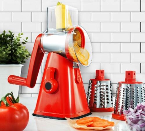 NutriSlicer Vegetable & Fruit Slicer Perspective: left
