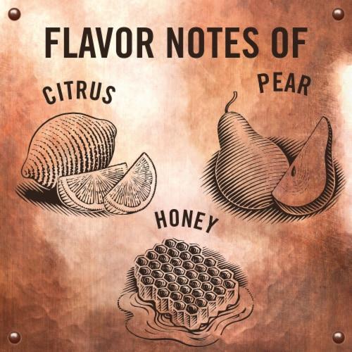 Dewar's® White Label Blended Scotch Whisky Perspective: left