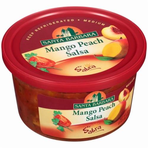 Santa Barbara Mango Peach Salsa Perspective: left