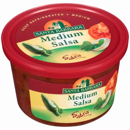 Santa Barbara Medium Salsa Perspective: left