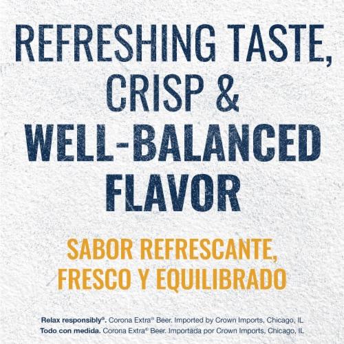 Corona® Extra Beer Perspective: left