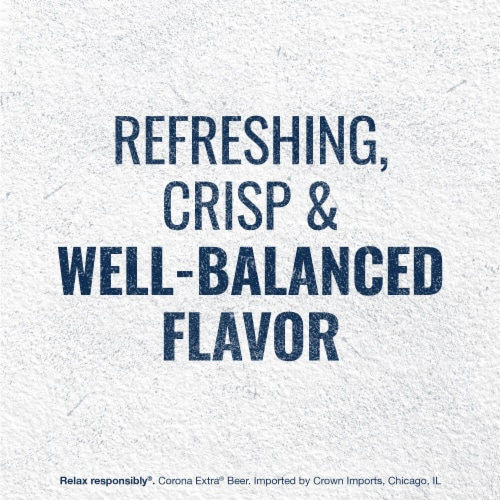 Corona Coronita Extra Imported Beer 6 Bottles Perspective: left