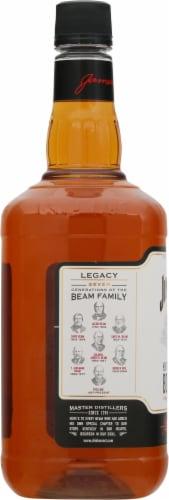 Jim Beam® Kentucky Straight Bourbon Whiskey Perspective: left