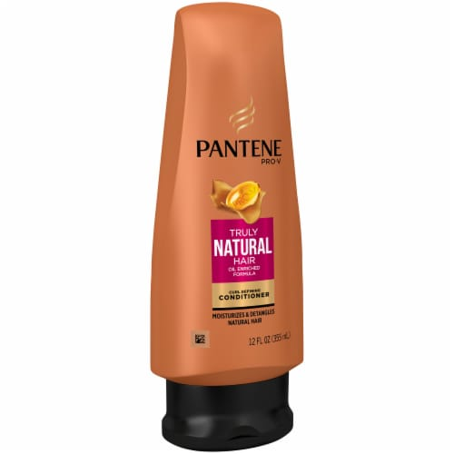 Pantene Pro-V Truly Natural Hair Curl Defining Conditioner Perspective: left