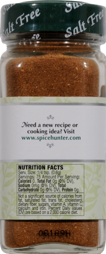 The Spice Hunter Chinese 5-Spice Blend Perspective: left