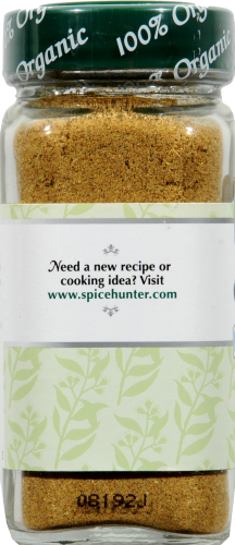 The Spice Hunter Organic Ground Cumin Perspective: left