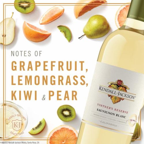 Kendall-Jackson Vintner's Reserve Sauvignon Blanc White Wine Perspective: left