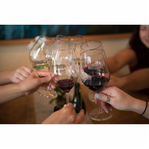 Kendall-Jackson Vintner's Reserve Red Blend Red Wine Perspective: left