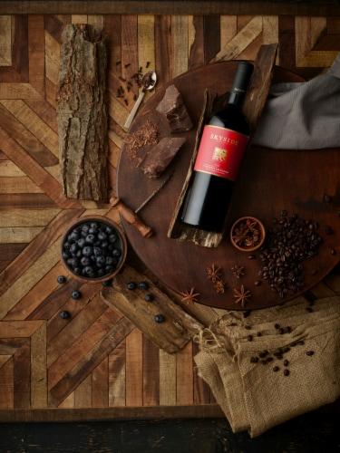 Skyside Cabernet Sauvignon Red Wine Perspective: left
