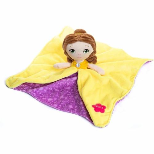 "Disney Princess Belle Blanky Plush, 12"" Perspective: left"