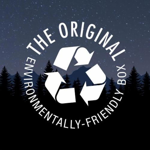 Bota Box Nighthawk Black Rich Red Wine Blend Perspective: left