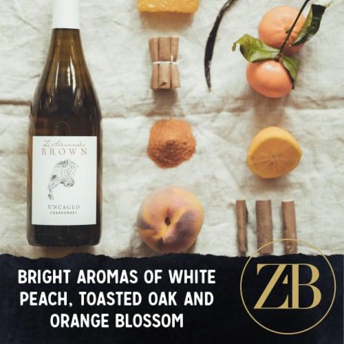 Z. Alexander Brown Chardonnay White Wine Perspective: left