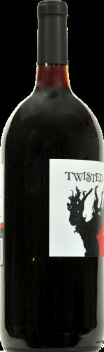 Twisted Old Vine Zinfandel Perspective: left