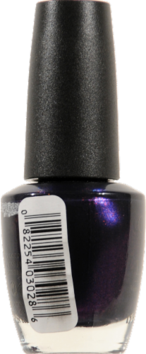 OPI Russian Navy Nail Lacquer Perspective: left