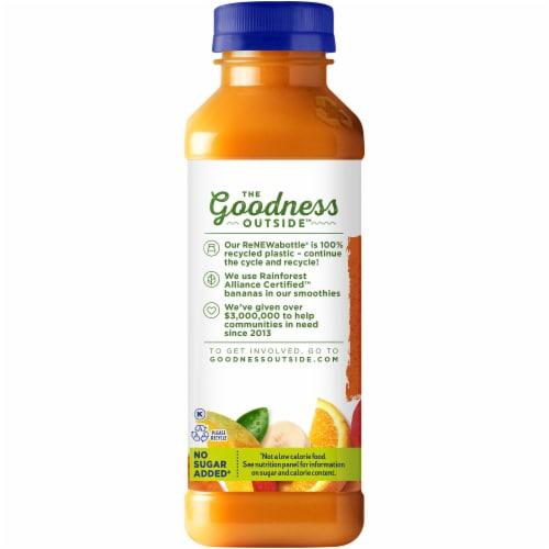 Naked Orange Carrot Mango Juice Blend Perspective: left