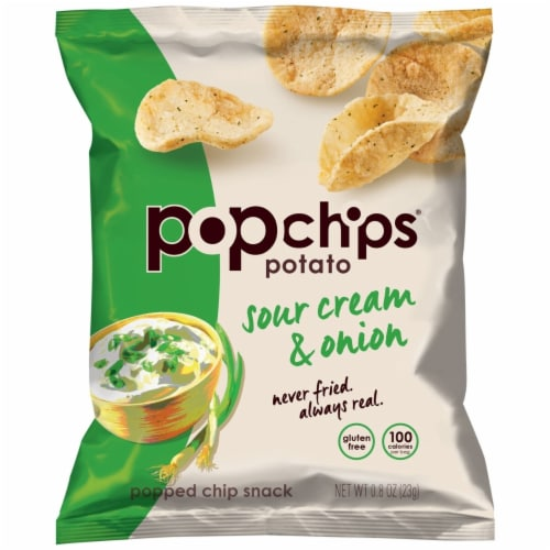 Popchips Variety Box (30 Pack) Perspective: left