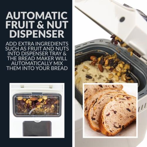 HomeCraft Programmable Breadmaker Perspective: left